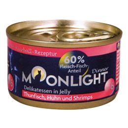 Nr 6 Thunfisch Huhn Shrimps in Jelly 80g